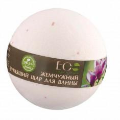 Эколаб Бурлящий шар для ванны Магнолия и иланг-иланг ECOLAB