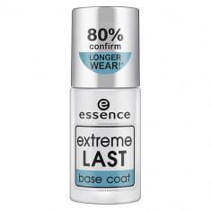 Базовое покрытие для ногтей ESSENCE EXTREME LAST 8 мл