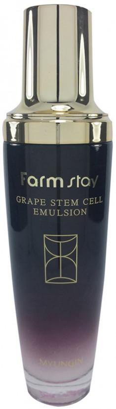 FARMSTAY Эмульсия с фитостволовыми клетками винограда / GRAPE STEM CELL 130 мл