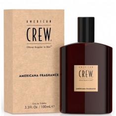 American Crew Americana Fragrance Туалетная вода для мужчин 100мл