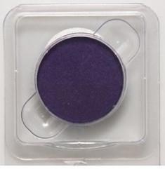 Тени прессованные Make-Up Atelier Paris Т214 глубокий фиолетовый, запаска 2г