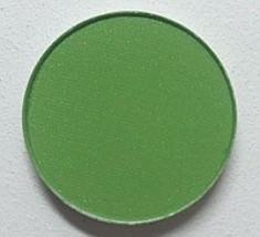 Тени прессованные Make-Up Atelier Paris Т233 кислотно-зеленый, запаска 2г