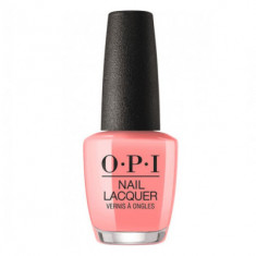 Лак для ногтей OPI LISBON NLL17 You've Got Nata On Me 15 мл