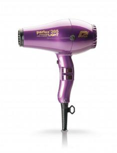 PARLUX Фен Parlux 385 Power Light фиолетовый, ионизация, 2 насадки 2150 Вт