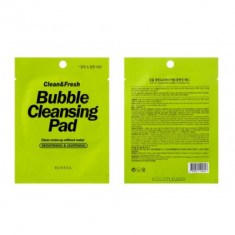 Пенящиеся очищающие подушечки EUNYUL CLEAN & FRESH BUBBLE CLEANSING PAD 1 шт