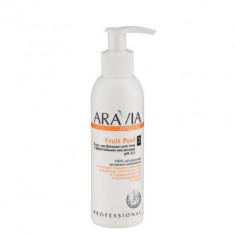 Гель-эксфолиант для тела с фруктовыми кислотами ARAVIA Organic Fruit Peel 150 мл Aravia professional