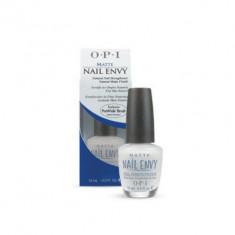 Средство для лечения ногтей матовая формула OPI Nail Envy Matte 15 мл