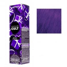 Краситель прямого действия Matrix Socolor Cult Королевский Фиолетовый 90мл