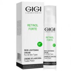 GIGI Retinol Forte Skin Lightening Cream\ Отбеливающий крем 50 мл