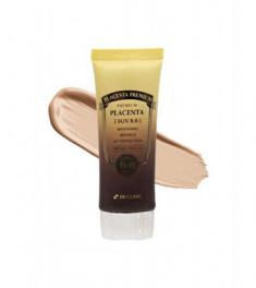 ВВ-крем омолаживающий с экстрактом плаценты 3W CLINIC Premium Placenta Sun BB Cream SPF40/PA+++