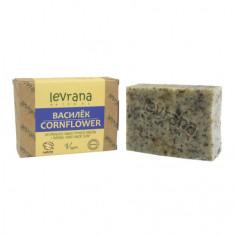 Levrana, Натуральное мыло «Василек», 100 г