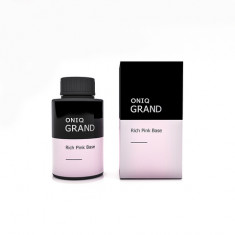 ONIQ, База Grand Rich Pink, 30 мл