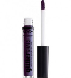 NYX PROFESSIONAL MAKEUP Жидкая помада с глиттером Glitter Goals Liquid Lipstick - Amethyst Vibes 07