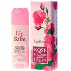 Rose of Bulgaria бальзам стик для губ 5 мл MY ROSE OF BULGARIA