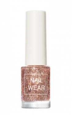 Лак для ногтей THE SAEM Nail wear 100. Coral Universe 7мл