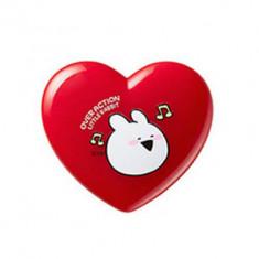 Тинт для губ универсальный THE SAEM Over Action Little Rabbit Love Me Multi Pot 02 Love On Top 1,2г