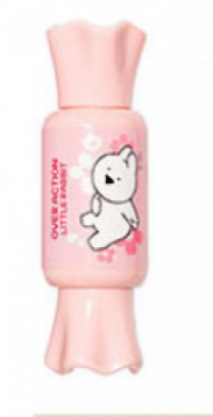 Тинт-мусс для губ Конфетка THE SAEM Saemmul Little Rabbit Mousse Candy Tint 16 Rose Blossom Mousse 8г
