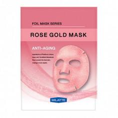 маска тканевая milatte foil mask series