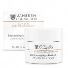 Janssen Осветляющий дневной крем SPF 20 Brightening Day Protection 50мл