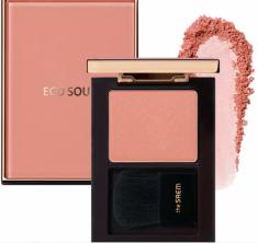 Румяна THE SAEM Eco Soul Luxe Blusher PK01 Rose Signature