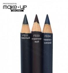 Карандаш для глаз new (Eye Pencil) MAKE-UP-SECRET FE01