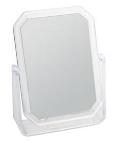 TITANIA Зеркало настольное двойное 14,5х19,5 см (1515 L)