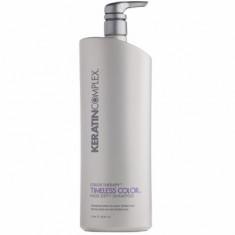 Шампунь для поддержания яркости цвета Keratin Complex Timeless Color Fade-Defy Shampoo 946мл