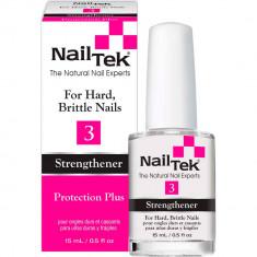 Укрепитель и усилитель роста для сухих, ломких ногтей Therapy 3 Nail Tek
