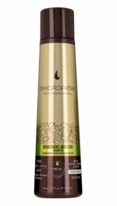 Шампунь питательный для всех типов волос Macadamia Nourishing moisture shampoo 300мл