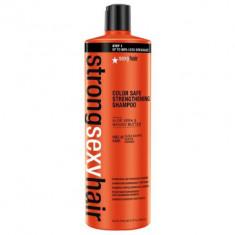 Шампунь для прочности волос SEXY HAIR Strengthening shampoo 1000мл