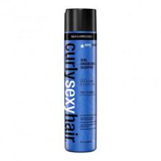 Шампунь для кудрей SEXY HAIR Curly Enhancing Shampoo 300мл