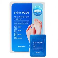 Tony Moly Shiny Foot Quick Peeling Liquid