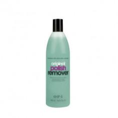 Жидкость для снятия лака с экстрактом алоэ для натуральных ногтей OPI Polish Remover 450 мл