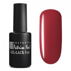 PATRISA NAIL 155 гель-лак для ногтей, красная тональность / Axios Gel 8 мл