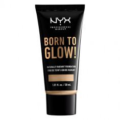 Основа тональная для лица NYX PROFESSIONAL MAKEUP BORN TO GLOW тон Nude