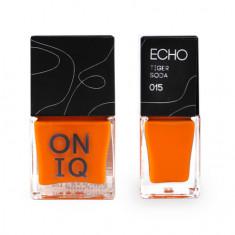 ONIQ, Лак для стемпинга Echo, Tiger Soda