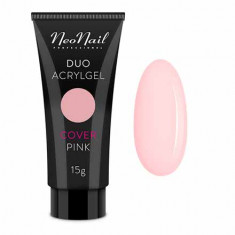 NeoNail, Акрил-гель Duo, Cover Pink, 15 г NeoNail Professional