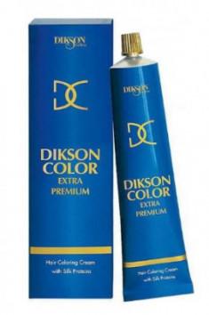 Краска для волос без аммиака Dikson Color Extra Premium 6N/L 6.32 Тёмно-белокурый яркий 120 мл