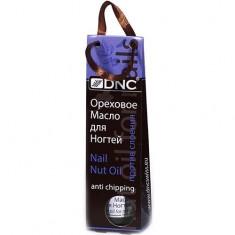 Ореховое масло для ногтей против слоения DNC