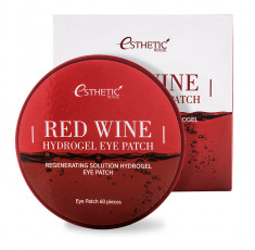 ESTHETIC HOUSE Патчи гидрогелевые с экстрактом красного вина / RED WINE HYDROGEL EYEPATCH 60 шт