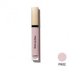 Блеск для губ THE SAEM Eco Soul Shine Lip Gloss PK02 Pink Aurora 3,4гр
