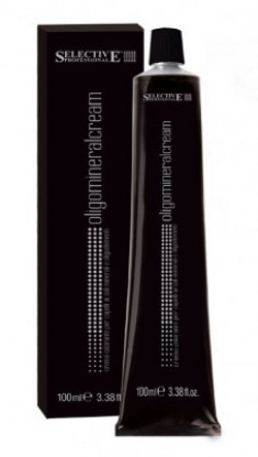Крем-краска олигоминеральная Selective Professional OLIGO MINERAL CREAM 8.00 Р светлый блондин плюс 100мл