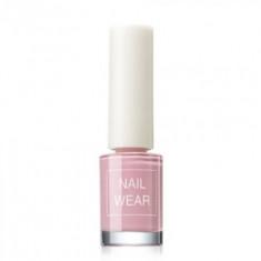Лак для ногтей The Saem Nail Wear 01.Pastel pink 7мл