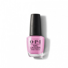 Лак для ногтей OPI CLASSIC Lucky Lucky Lavender NLH48 15 мл