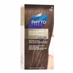 Краска для волос PHYTOSOLBA Phyto Color 6 Темный блонд