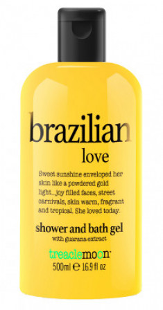 Гель для душа бразильская любовь Treaclemoon Brazilian Love Bath & Shower Gel 500 мл