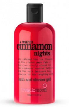 Гель для душа пряная корица Treaclemoon Warm Cinnamon Nights Bath & Shower Gel 500 мл