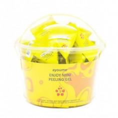 гель-пилинг для лица ayoume enjoy mini peeling gel