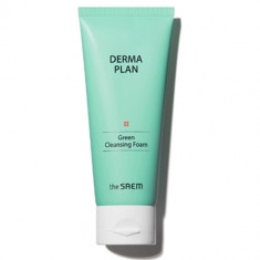 The Saem Derma Plan Green Cleansing Foam