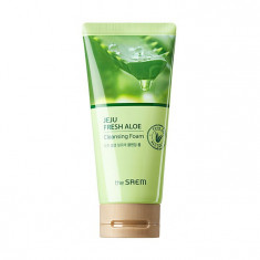 The Saem Jeju Fresh Aloe Cleansing Foam
